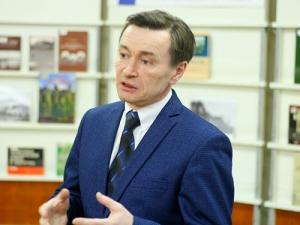 Лекция проф. А.Пономарева «Современное удмуртоведение илиудмуртология: формируем понятие»