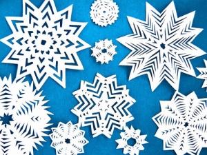 Выставка «Волшебство снежинки новогодней»