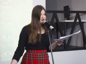 Литгостиная НБУР «Книжная среда» смолодым поэтом Татьяной Репиной