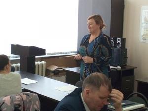 Выездной семинар дляспециалистов дочерних фирм АО«ИРЗ»