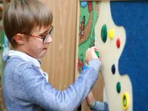 Презентация мультисенсорной комнаты дляслепых ислабовидящих детей