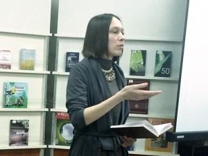 Вечер публичного чтения стихов Кузебая Герда