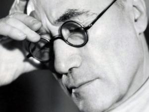 Книжная выставка «Литературный портрет. Андре Жид: к150-летию содня рождения»