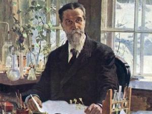 Книжная выставка к 175-летию со дня рождения К.А.Тимирязева