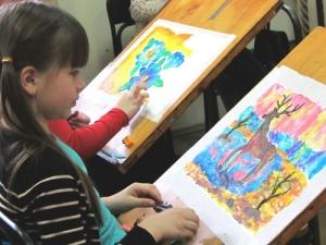 Всероссийский конкурс детского изотворчества «Ликующий мир красок – 2017»
