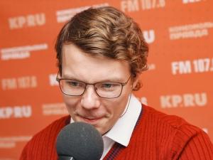 В литгостиной «Книжная среда»– молодой ижевский писатель ипутешественник Вячеслав Малых