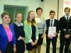 Торжественное награждение победителей конкурса «Наша Победа»
