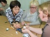 Участие членов досугового центра дляслепоглухих вмероприятиях фестиваля «Всемирный день пельменя»