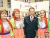 Выездная книжная выставка «Марийцы: обычаи, традиции, культура»