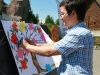 Мероприятия Национальной библиотекиУР врамках месячника «Удмуртия заздоровое будущее!»