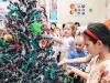 Новогодний утренник вРеспубликанской детской клинической больнице