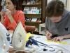 Мастер-класс Алины Деветьяровой поизготовлению цветов иукрашений изфоамирана