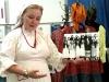 Встреча сруководителем студии удмуртского платья «Катар» Валентиной Березкиной