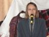 Участие сотрудника НБУР внаучно-практической конференции кгодовщине содня рождения писателя Кедра Митрея