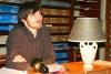 Чтение пьесы А. Гоголева «Практика большого взрыва» вЛитературной гостиной НБУР